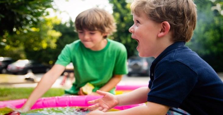 niños con enfermedad de Crohn