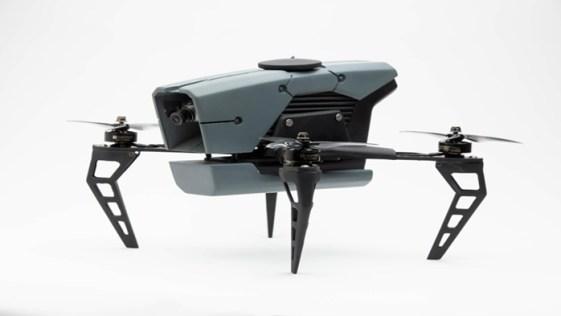 Drones que atacan drones