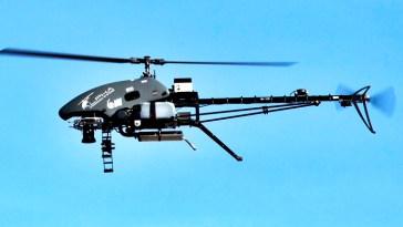 helicópteros no tripulados