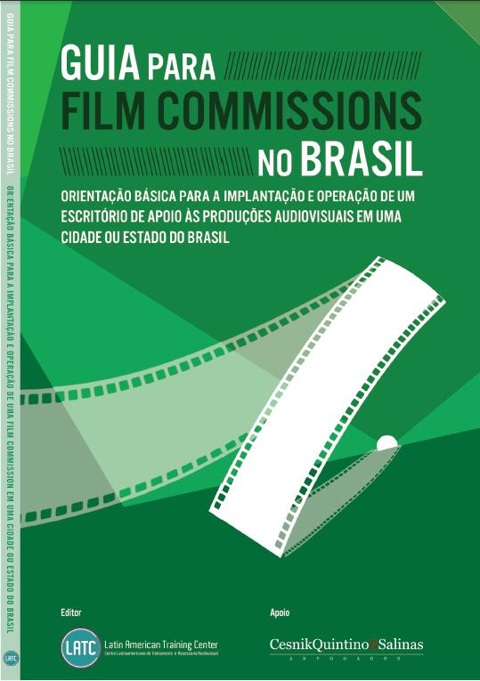 Guia para Film Commissions no Brasil