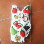 I Love Charms - Cover Smartphone Tuttifrutti