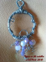 Miciperdo - Bijoux in filo metallico