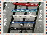 Ai Ferri Corti - Bracciali Uncinetto con Ciondoli Pandora Style