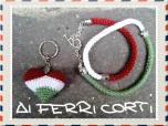 Ai Ferri Corti - Collana e Portachiavi Italia