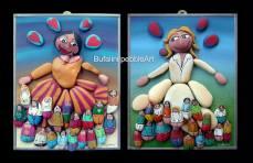 Pebble Art - Le maestre