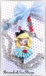 Sax Strega - Ciondolo Piccola Alice