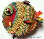 Silvia Logi Artworks - Pesce Palla