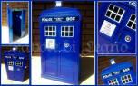 Favole di Legno - Cabina Doctor Who