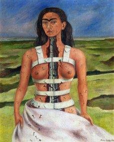 La colonna rotta (opera di Frida Kahlo)