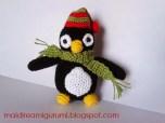 Mai dire Amigurumi - Pinguino
