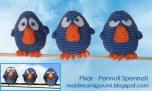 Mai dire Amigurumi - Pixar - For the birds (Pennuti Spennati)