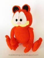 Mai dire Amigurumi - Garfield