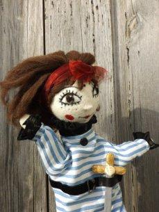 Pupillae Art Dolls - Burattino Pirata