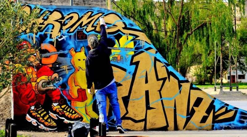 Skatepark: así es el proyecto para su restauración