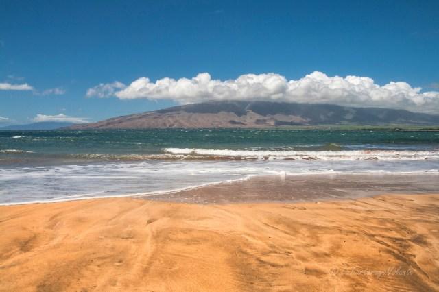 Hawaii spiaggia di Maui