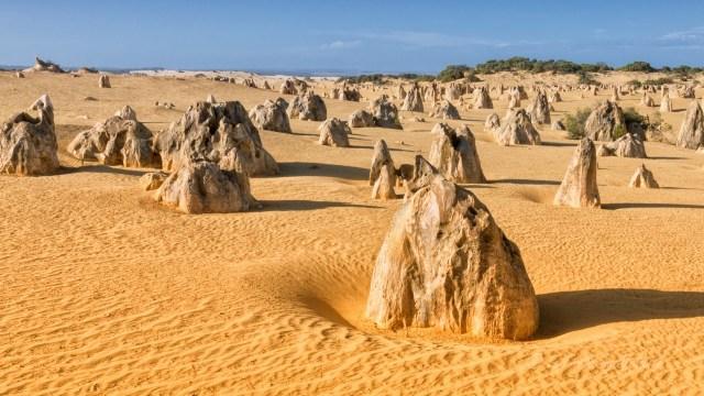 Western Australia Pinnacle Desert National Park