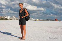 Viaggio in Florida sulla spiaggia di Sarasota
