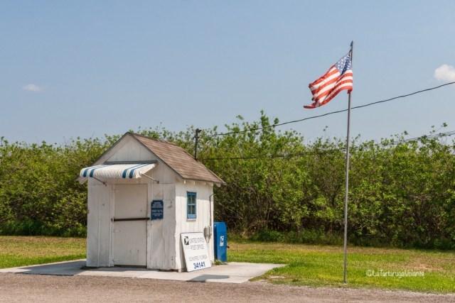 Florida, ufficio postale più piccolo d'america