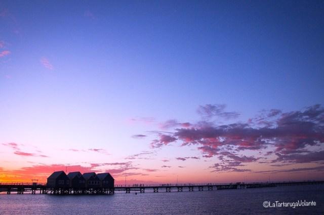 western australia sud, busselton jetty