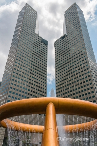 Singapore, Fountain of the wealth
