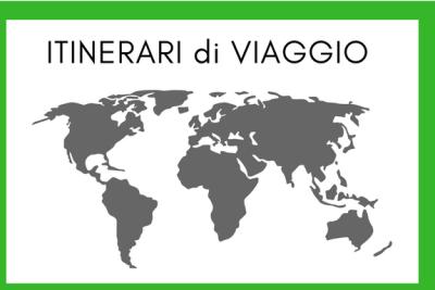 ITINERARI DI VIAGGIO LA TARTARUGA