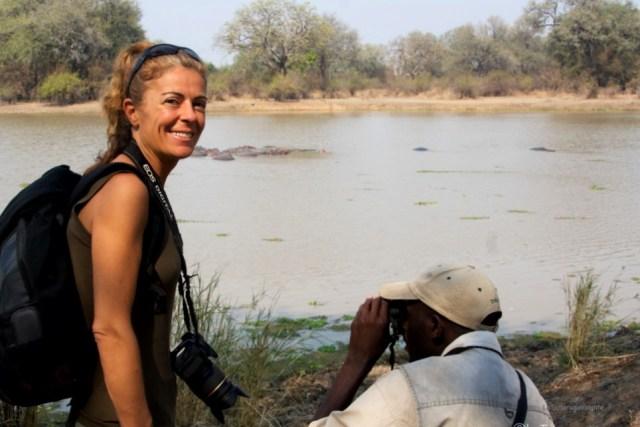 Zambia, io mio safari a piedi