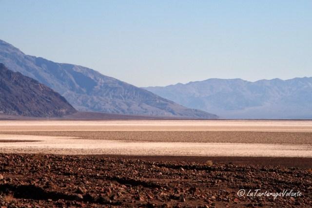 California, Death Valley piana