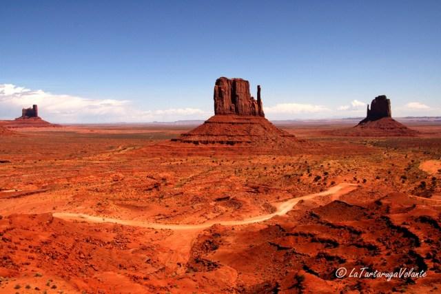 Monument Valley,vastita