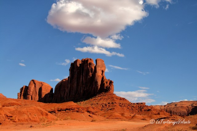 monument valley nuvola
