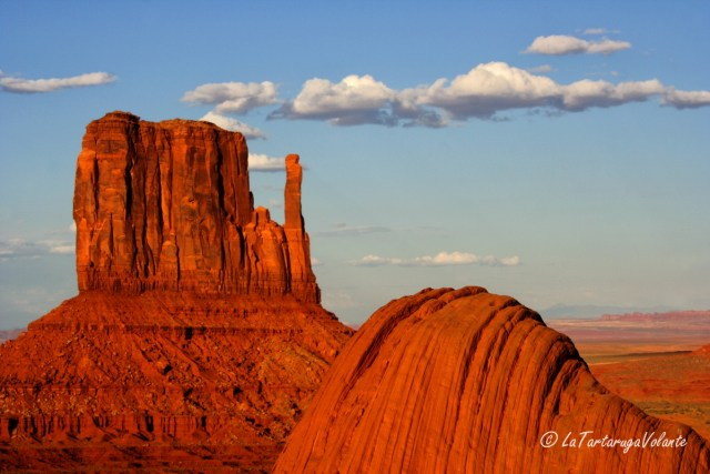 Monument Valley, a cavallo