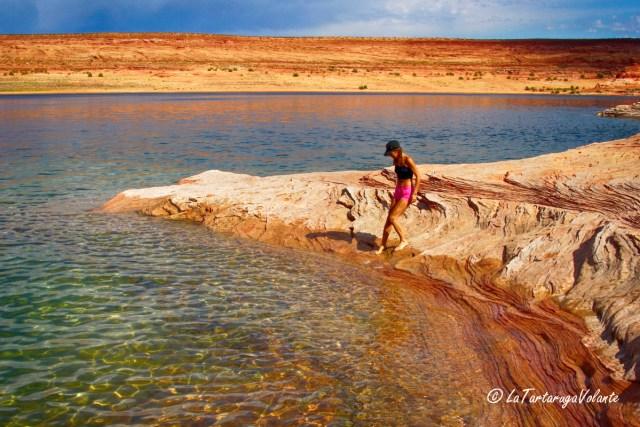arizona, lake powell e io