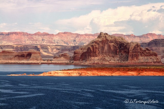parchi dell'ovest , lake powell