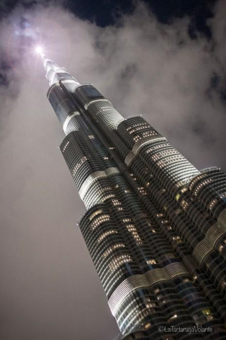 Dubai, il burj al khalifa