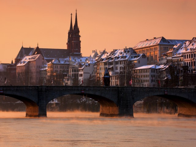 Natale nel Mondo, Basilea