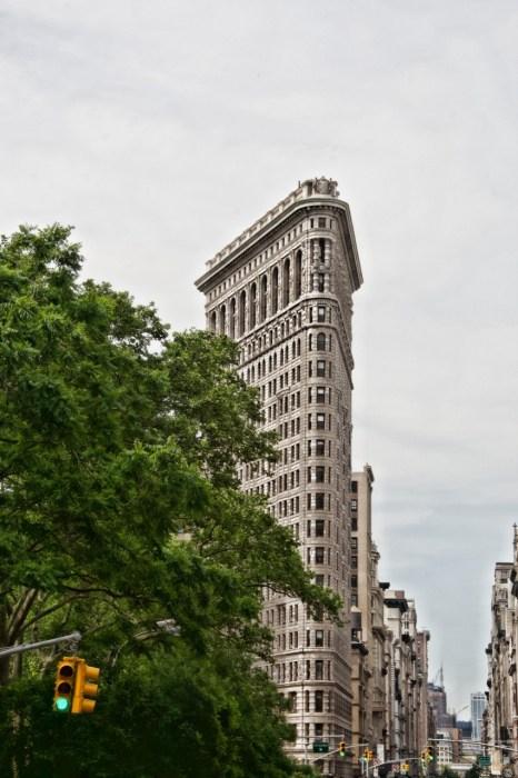Itinerario New York il Flatiron