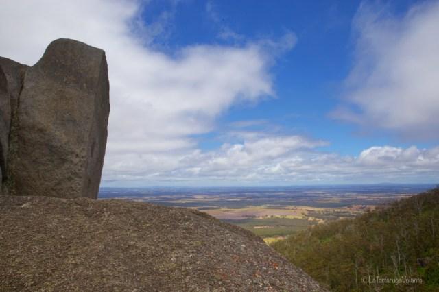 Granite Skywalk panorama