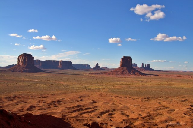 Viaggio on the road, USA Monument Valley