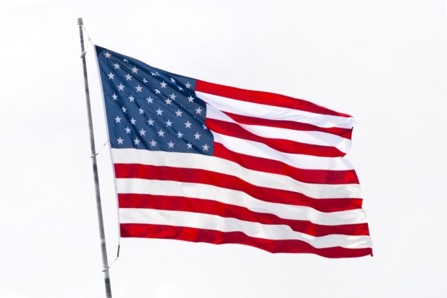 noleggio auto, bandiera usa