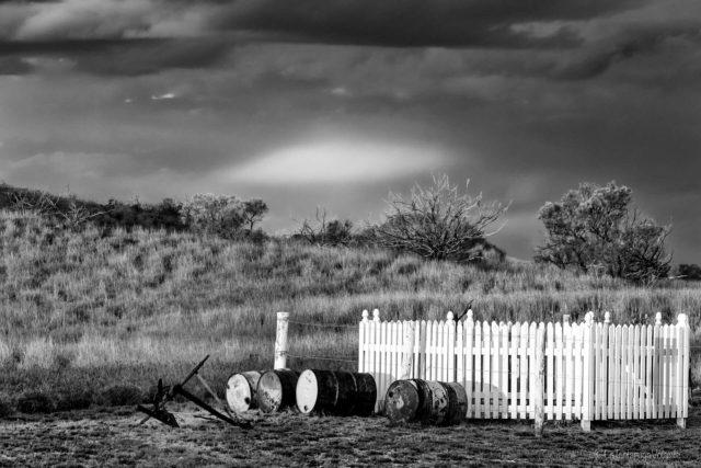 Western Australia in bianco e nero