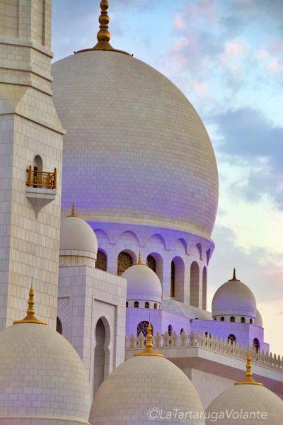 la moschea e i fiori, foto copertina