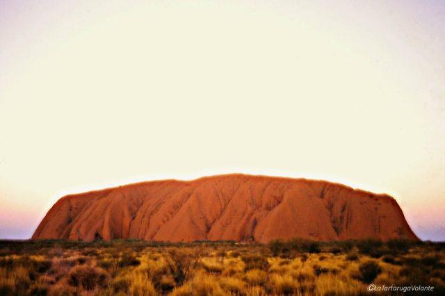il meglio dell'Australia - Ayers Rock al tramonto