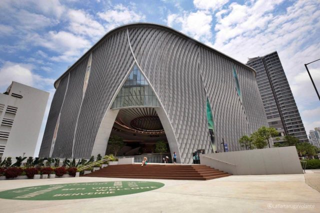 Xiqu Center, itinerario Hong Kong
