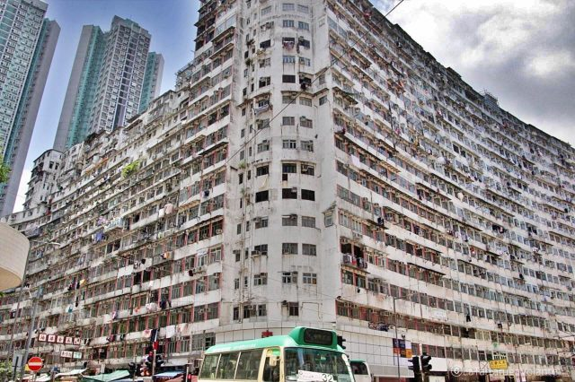 fat building di hong kong