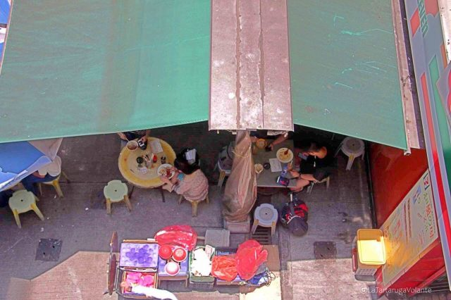 mercato all'aperto, itinerari hong kong