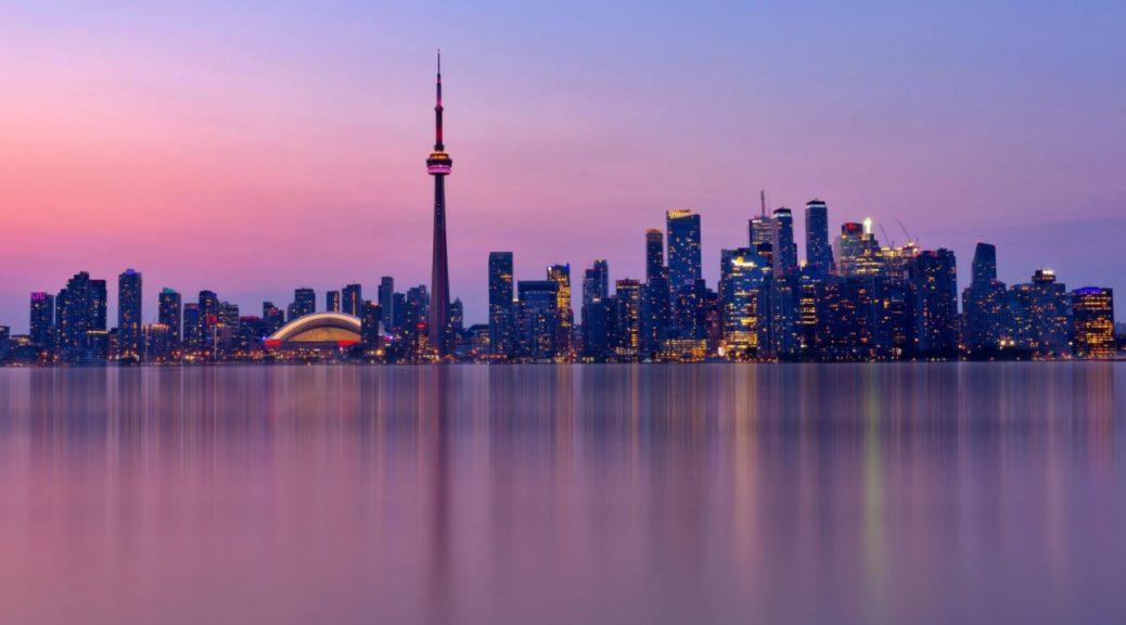 Toronto , foto copertina