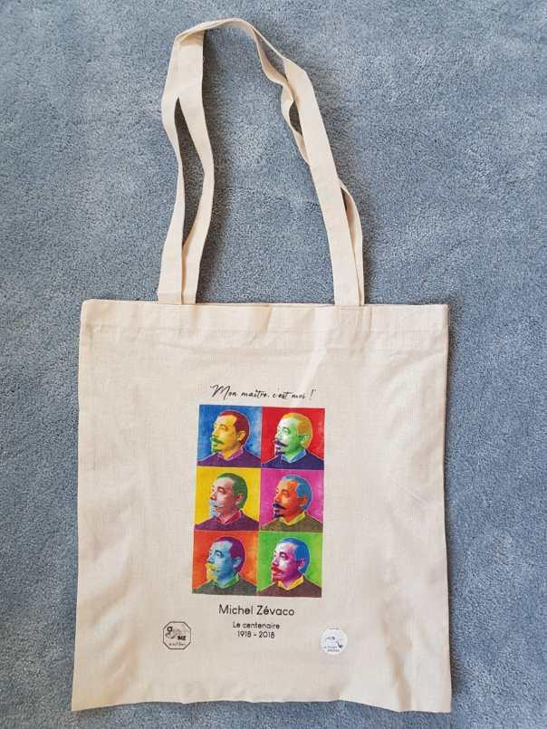 Tote-bag du Centenaire Zévaco - édition limitée Image