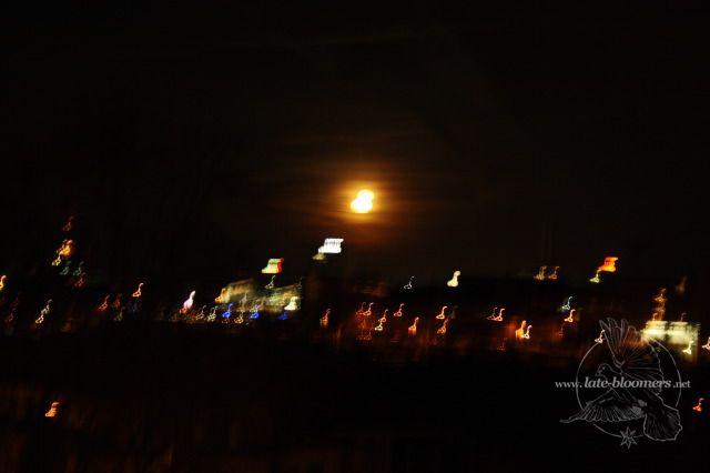doppelter Mond