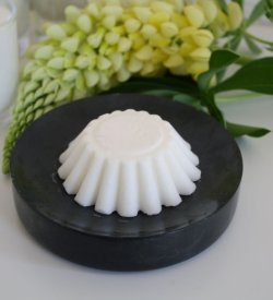 luxurious and moisturizing soap