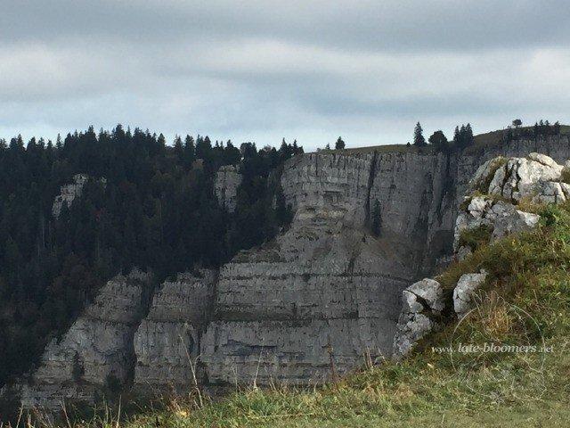 Eine Herbstreise in den Jura