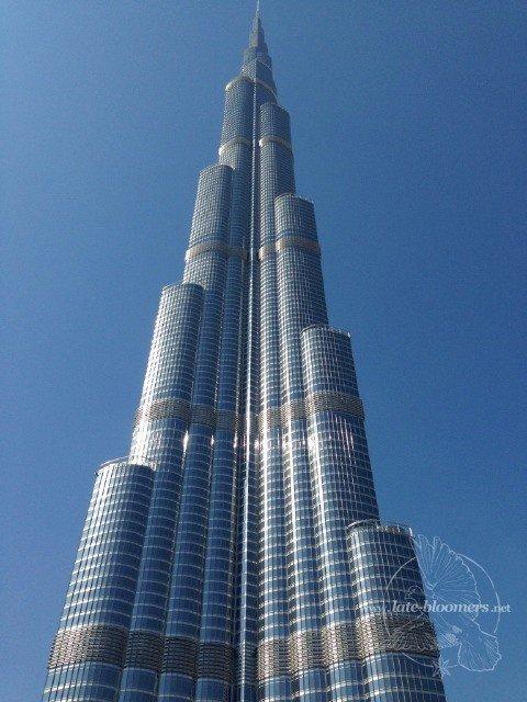 Dubai in January 2015